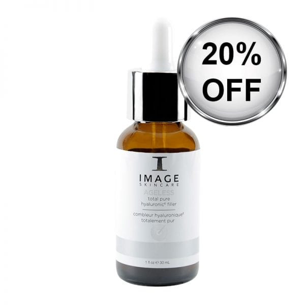 image ageless pure hyaluronic filler