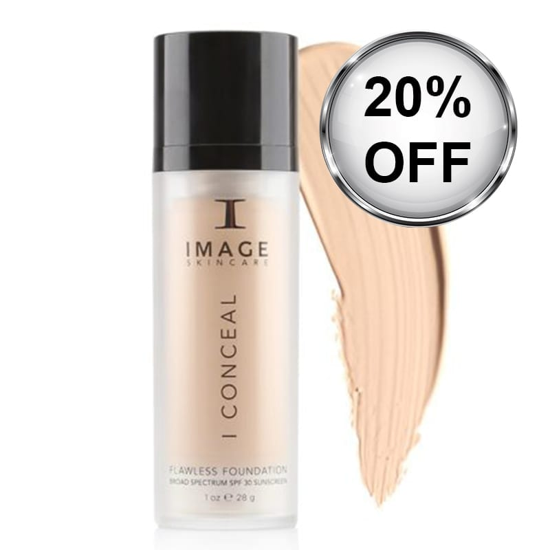 Image I Conceal Foundation Porcelain