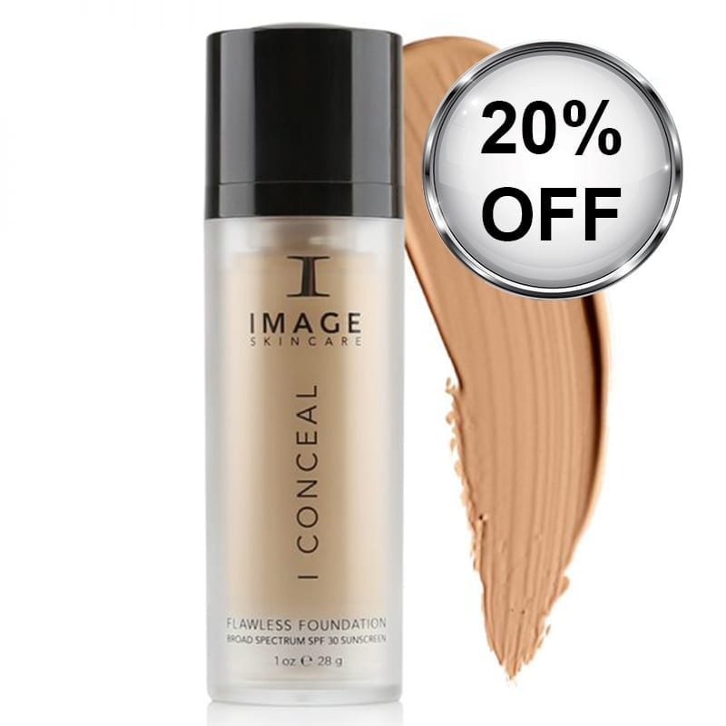 Image I Conceal Foundation Suede