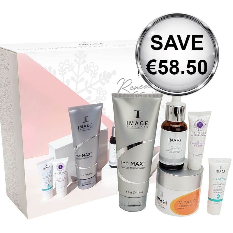 Image Skincare Christmas Set Renewing Ritual