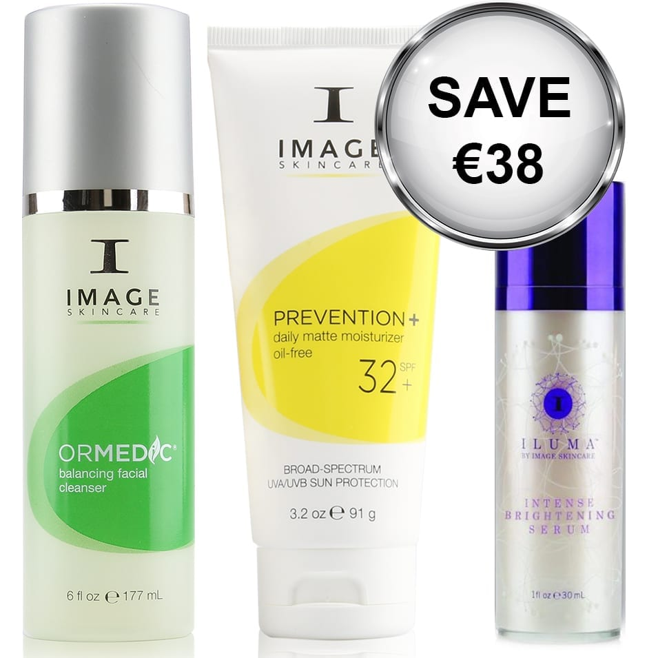 image skincare set